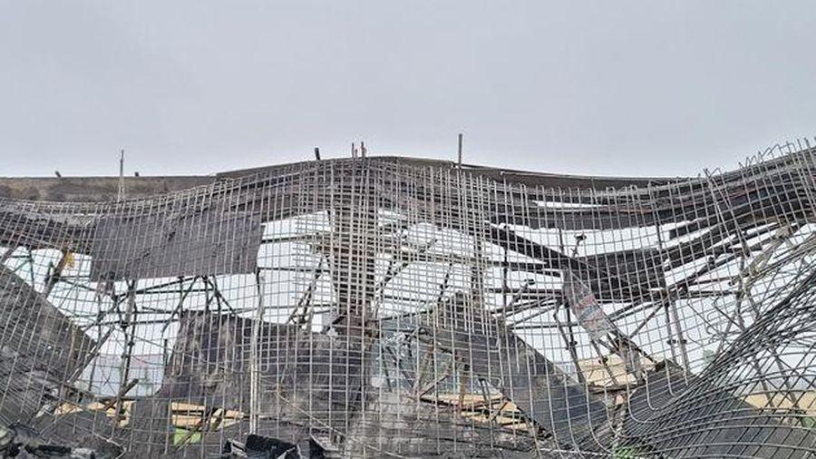 Vụ sập giàn giáo tại công trình đang thi công ở Bắc Ninh: Gây hậu quả nghiêm trọng, đâu là nguyên nhân ?