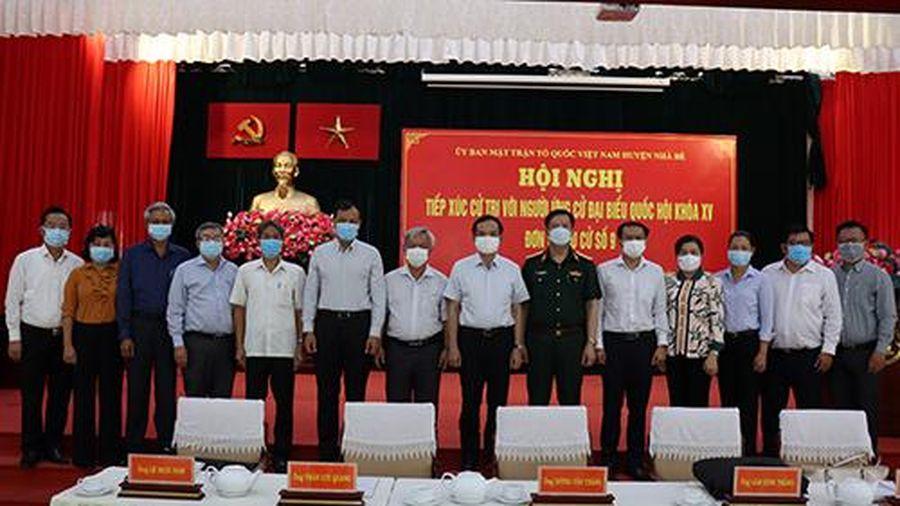 Thiếu tướng Dương Văn Thăng: Sẽ làm hết trách nhiệm, nỗ lực phấn đấu hoàn thành tốt nhiệm vụ