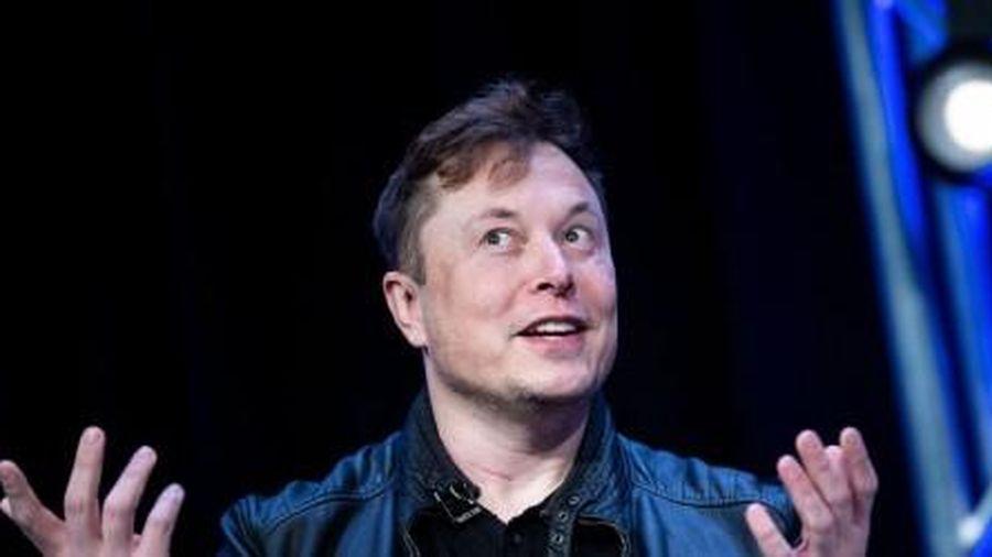 Tỷ phú Elon Musk cảnh báo thận trọng khi đầu tư vào tiền ảo