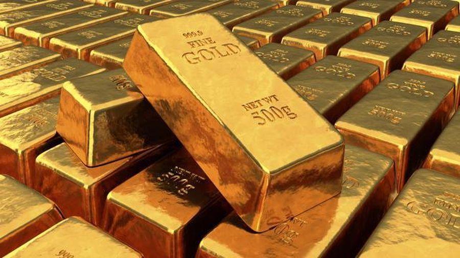 Vàng thế giới hoàn tất tuần tăng mạnh nhất 6 tháng, trong nước vượt 56 triệu đồng/lượng
