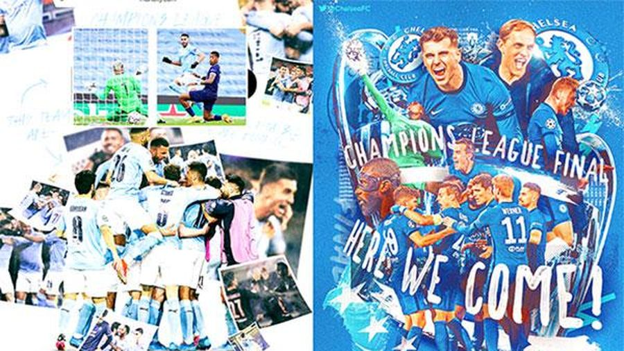 Champions League: Manchester City lẫn Chelsea đều mạnh hàng thủ, quyến rũ tấn công