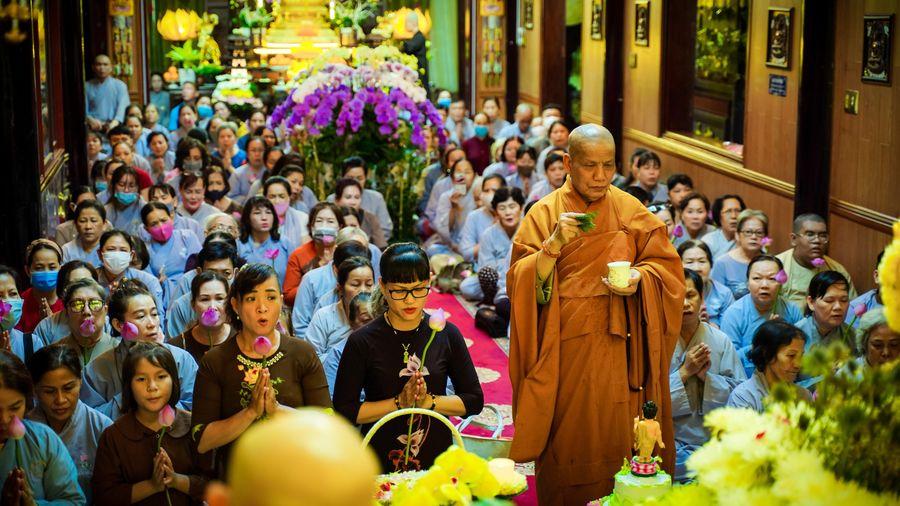 Phật giáo quận 4: Nhiều thành tựu đáng kể trong hoạt động Phật sự