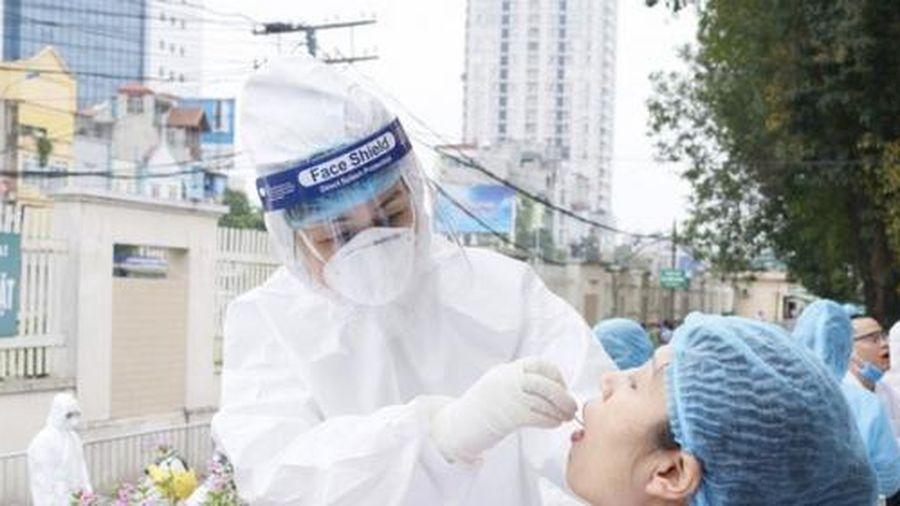 Thêm 15 ca Covid-19 lây cộng đồng tại Hà Nội và Bắc Ninh