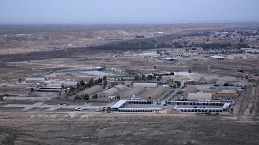 Máy bay mang thuốc nổ lao thẳng xuống căn cứ Mỹ ở Iraq