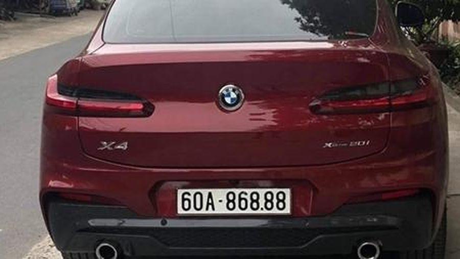 Làm rõ 2 ôtô có biển số 'lộc-phát' trùng nhau