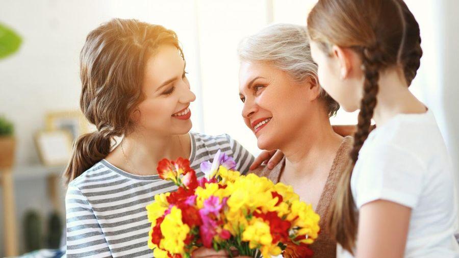 Bạn nên làm gì vào Ngày của Mẹ?