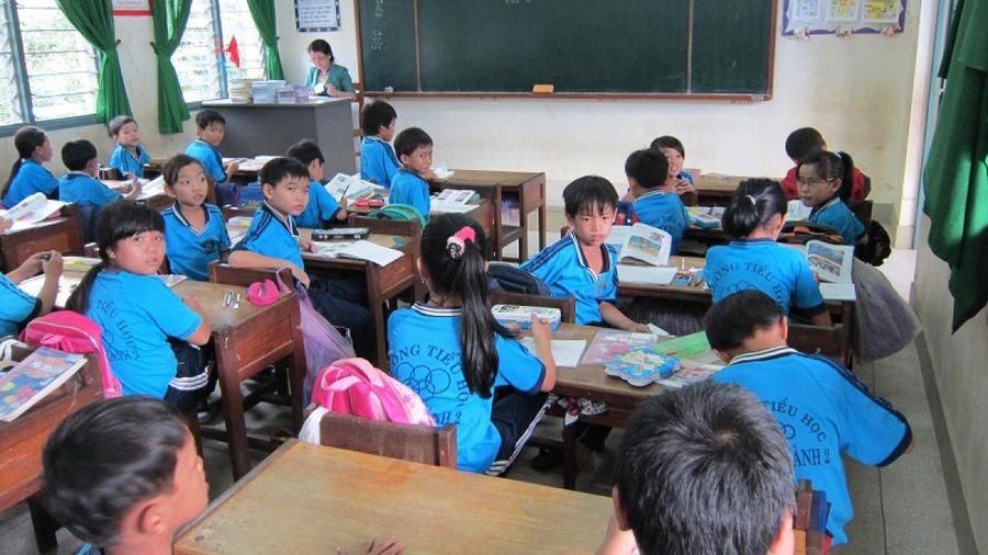 Ninh Thuận yêu cầu các trường kiểm tra xong học kỳ 2 trước 13/5 để phòng Covid-19