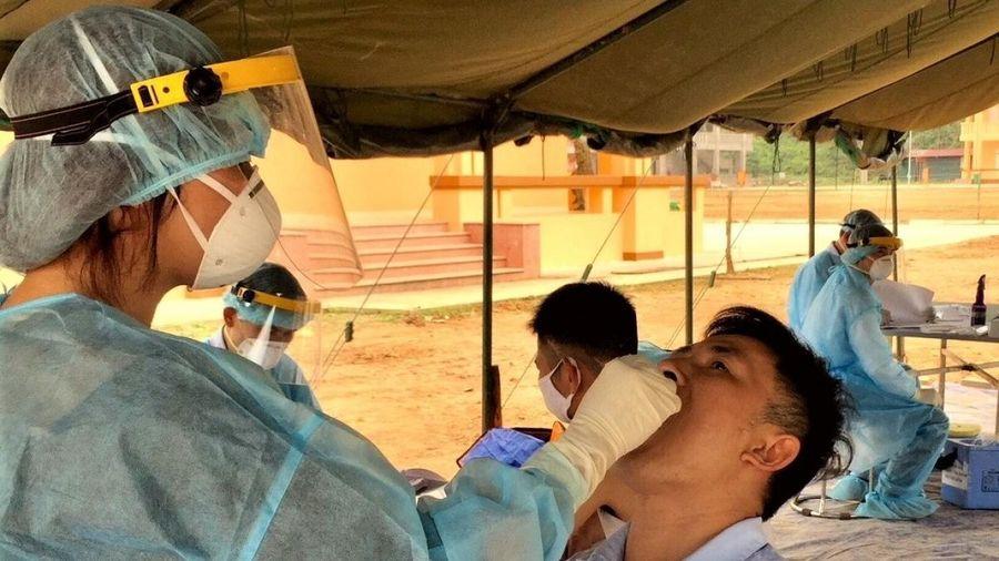 Ngày 8/5, Việt Nam ghi nhận 80 ca mắc COVID-19 mới trong cộng đồng
