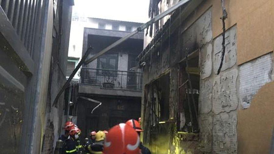 Thủ tướng Chính phủ chỉ đạo khắc phục hậu quả vụ cháy tại thành phố Hồ Chí Minh