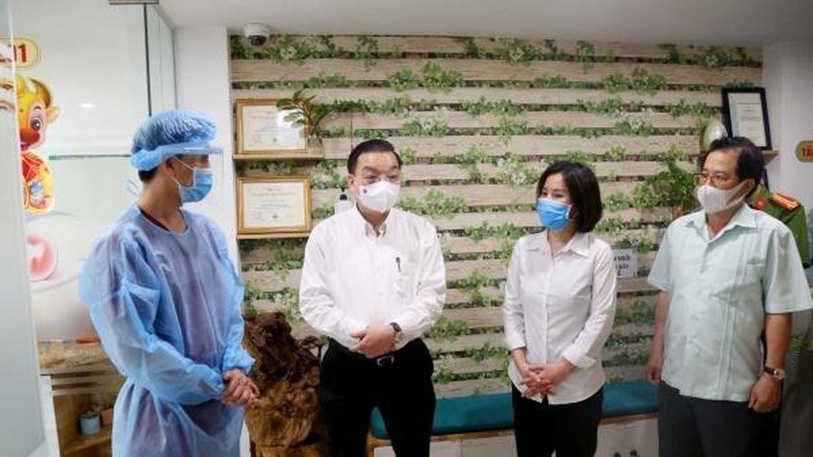 Ông Chu Ngọc Anh giữ chức Trưởng Ban Chỉ đạo phòng, chống dịch COVID-19 của TP Hà Nội