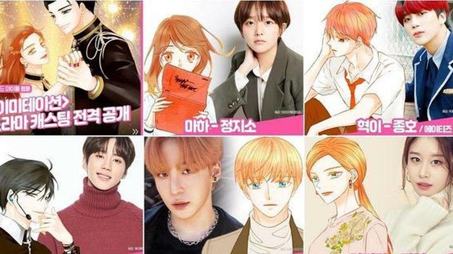 Loạt idol K-Pop, có cả Jiyeon (T-Ara), vẫn không cứu nổi rating thảm hại của 'Imitation'