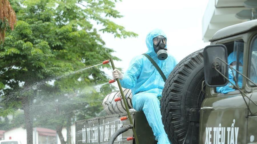 Bắc Giang: Nhiều công nhân KCN Vân Trung nhiễm COVID-19