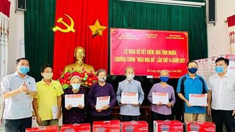 Màu Hoa Đỏ 2021 tri ân các gia đình chính sách tại Hà Long