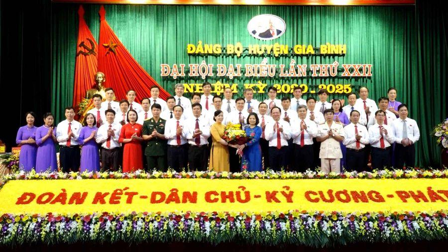 Huyện Gia Bình (Bắc Ninh) tạo bứt phá ngay từ đầu nhiệm kỳ