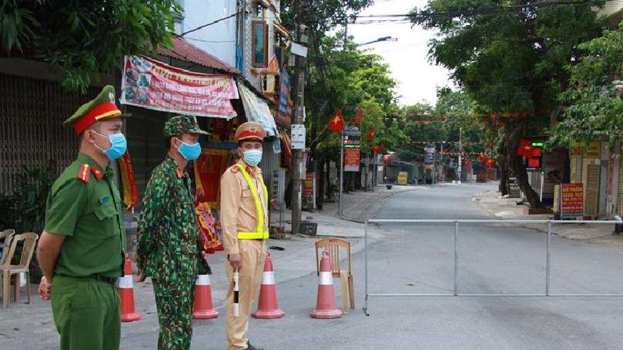 Hà Nam phong tỏa 2 khu dân cư liên quan ca nhiễm nCoV ở chùa Tam Chúc