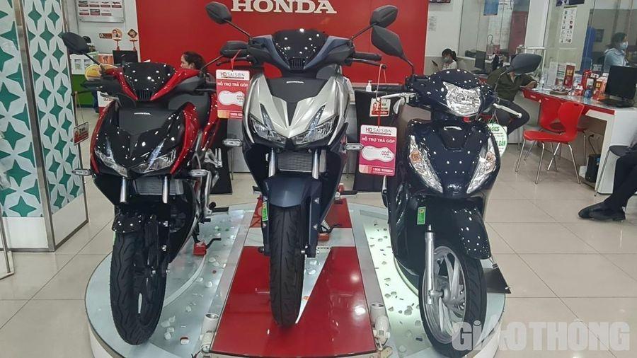 Giá Honda Winner X thấp hơn mức đề xuất tới 9 triệu đồng