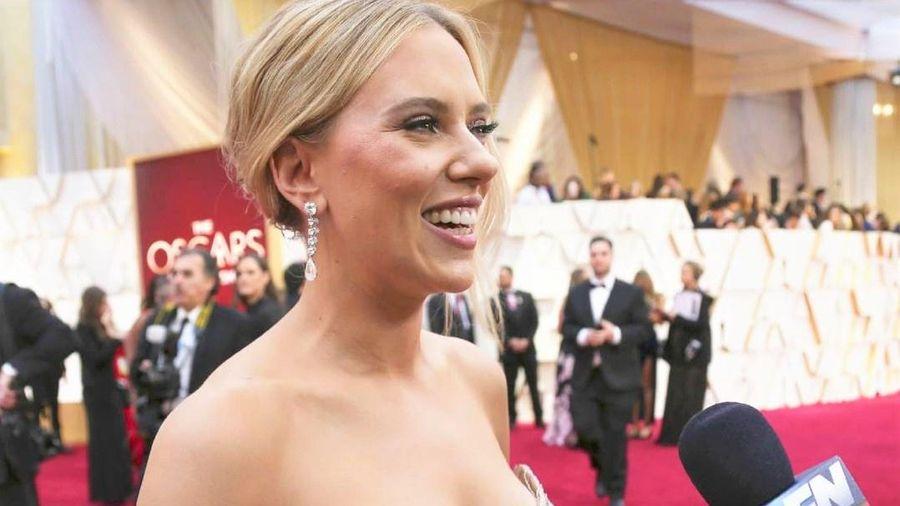 Scarlett Johansson kể bị quấy rối