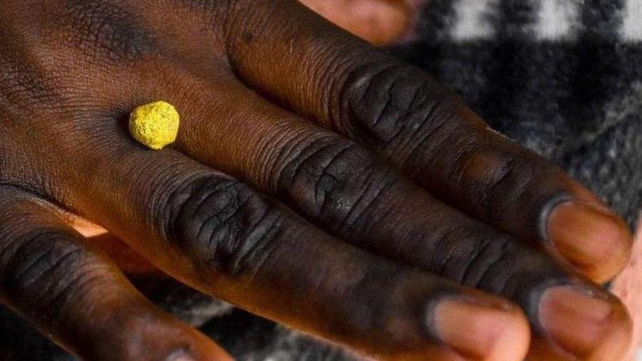 15 người chết trong mỏ vàng bí mật