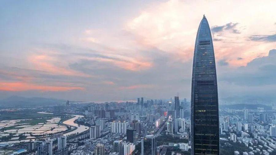 Nhà ở cao cấp tại Thâm Quyến đắt hơn cả Hong Kong