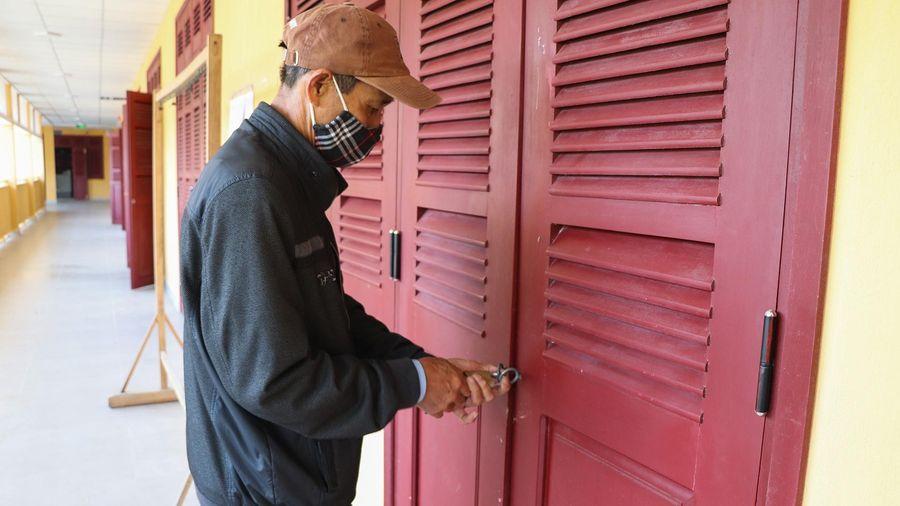 Học sinh Quảng Trị, Bắc Giang dừng đến trường
