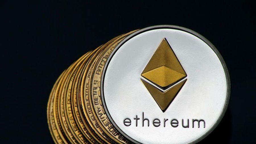 Giá Ether liên tiếp phá kỷ lục