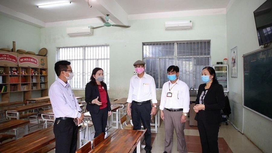 Quảng Trị cho học sinh nghỉ học từ 10/5 để phòng dịch Covid-19