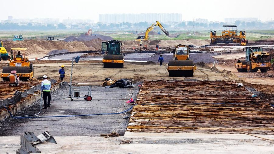 Dự án sửa đường băng sân bay Tân Sơn Nhất giai đoạn 2 giờ ra sao?