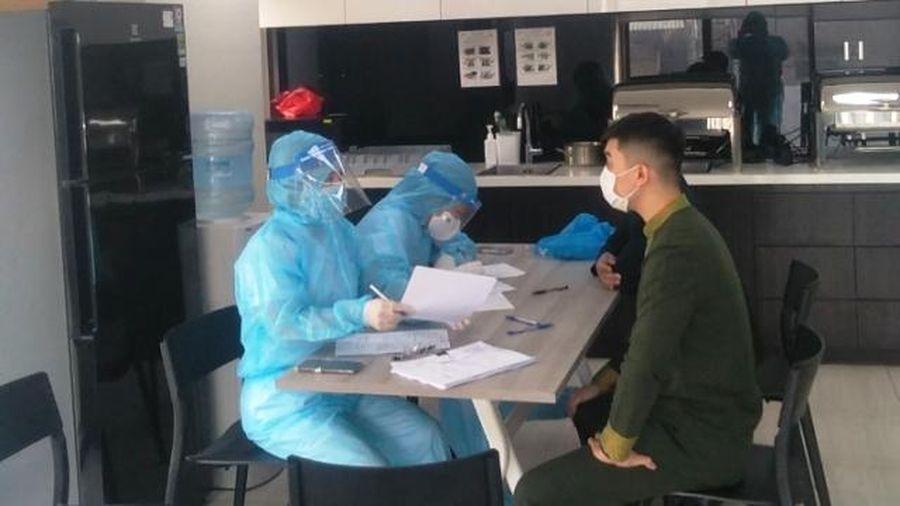 Quận Tây Hồ: Lấy 800 xét nghiệm Covid-19 cho đối tượng có nguy cơ trên địa bàn