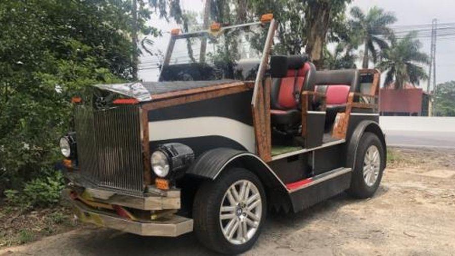 Khám phá Jeepney phiên bản Việt 'cực ngầu' tại Hà Nội