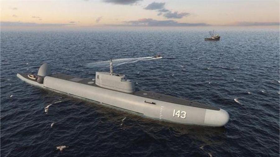 Tàu tuần tra biết lặn dành cho xuất khẩu của Nga