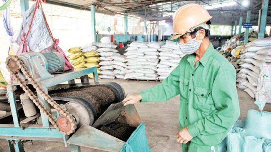 Phát triển thị trường tái chế chất thải rắn sinh hoạt