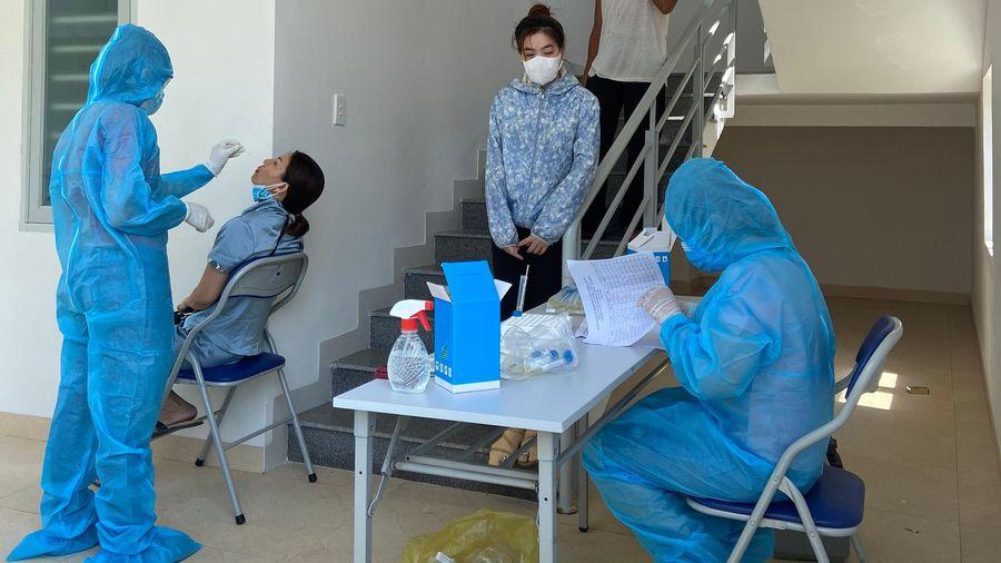 Ghi nhận 87 ca nhiễm Covid-19 mới, trong đó có 77 ca cộng đồng