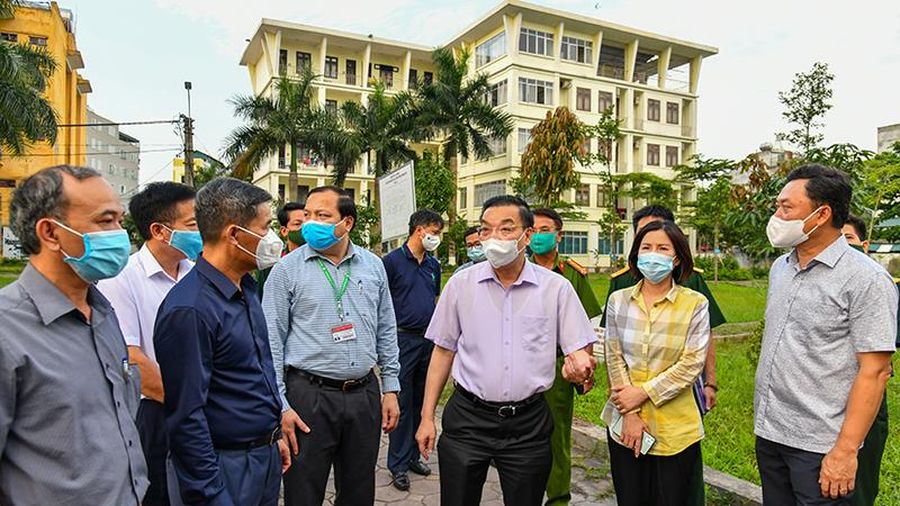 Ngăn chặn nguy cơ dịch bệnh lây lan từ các ổ dịch