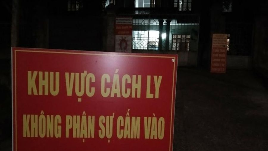 Quảng Nam phát hiện, cách ly chín người nhập cảnh trái phép