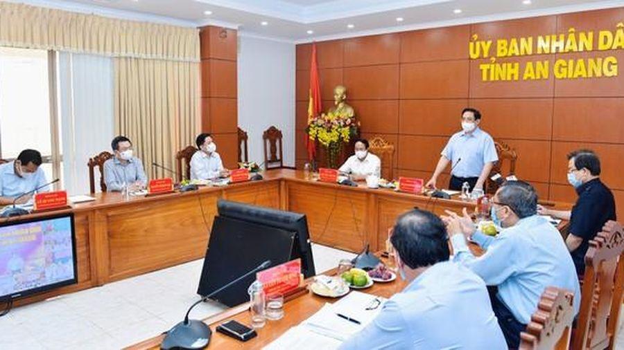 Thủ tướng: Xử lý người đứng đầu chủ quan để dịch diện rộng không thể tổ chức bầu cử