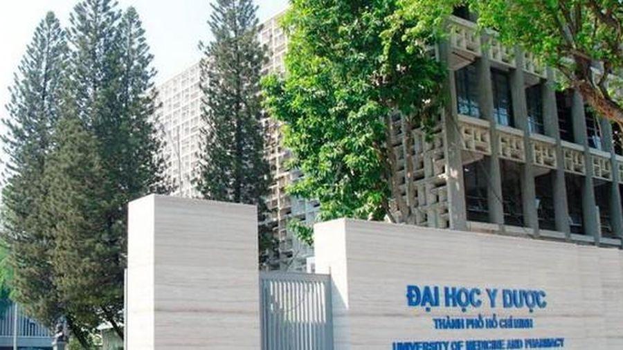Trường ĐH Y Dược TP. HCM không tăng học phí năm học 2021 - 2022