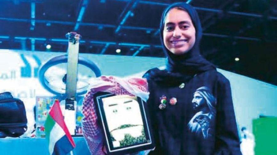 Fatima Al Kaabi: Nhà phát minh trẻ nhất UAE