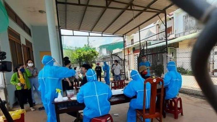 Đắk Lắk: Thêm một ca dương tính với SARS-CoV-2 là bạn trai của nhân viên thẩm mỹ