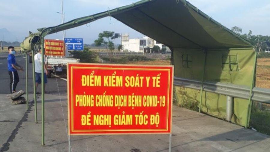 Vĩnh Phúc: Cách ly thêm một thôn tại huyện Yên Lạc