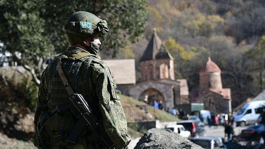Nga hoàn thành việc xây dựng căn cứ gìn giữ hòa bình ở Nagorno-Karabakh