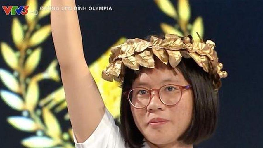 Phương Nga ghi 'bàn thắng vàng', ngược dòng giành vòng nguyệt quế Olympia