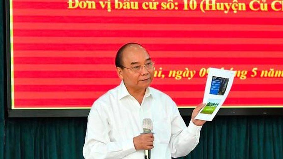 Chủ tịch nước Nguyễn Xuân Phúc: 'Dân chủ tào lao' thì đất nước sẽ loạn…