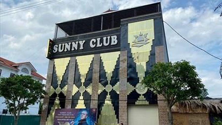 Vĩnh Phúc thông tin về vụ clip 'nóng' được cho là ở bar Sunny