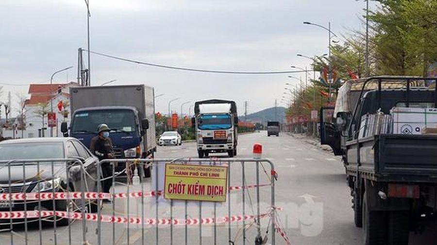 Thêm 5 ca dương tính SARS-CoV-2, Hưng Yên cách ly thị xã Mỹ Hào
