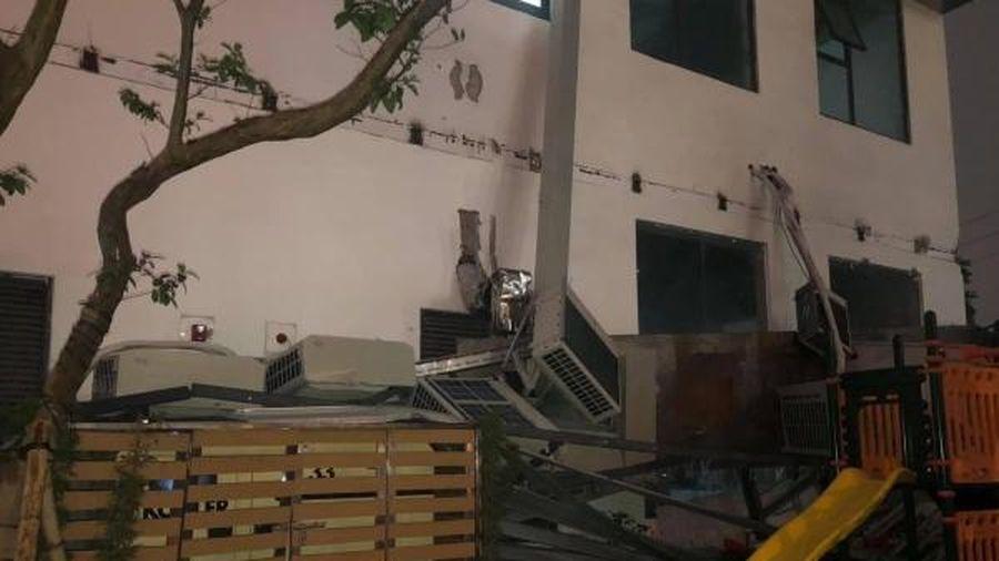 Vụ sập giàn điều hòa tại chung cư An Bình: Bộ Xây dựng nói gì?