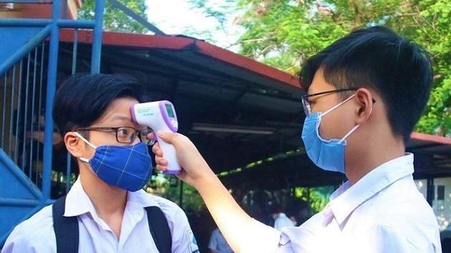Xét nghiệm toàn bộ học sinh trường học có 4 ca Covid-19 ở Bắc Ninh