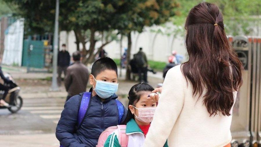 Hà Nội tiếp tục cho học sinh nghỉ học tuần tới