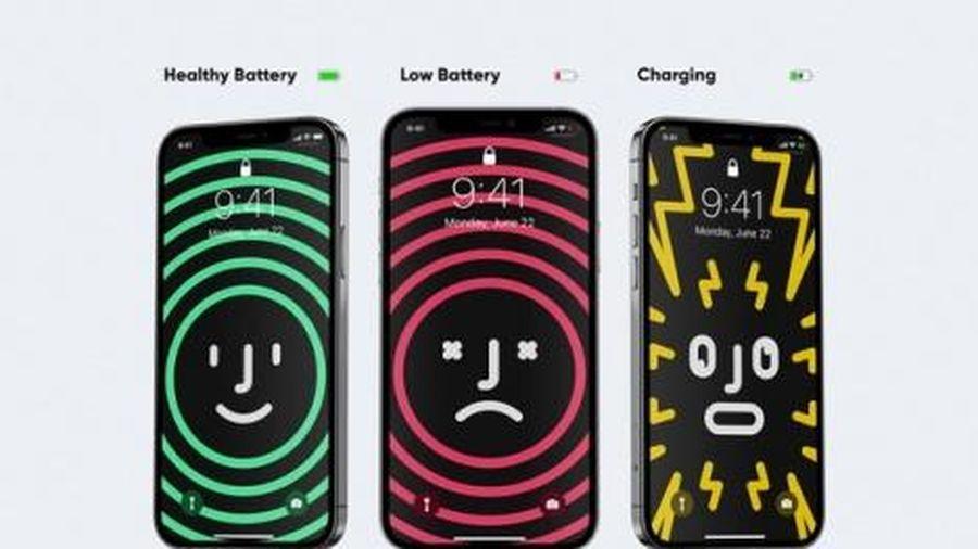Những mẫu hình nền thông minh giúp người dùng tiết kiệm pin cho iPhone