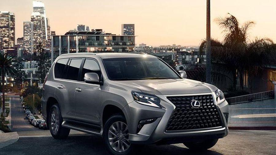 Bảng giá xe Lexus tháng 5/2021: Đắt nhất 8,890 tỷ đồng