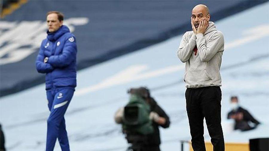 Điểm nhấn trận Man City 1-2 Chelsea: Guardiola 'học bài' Tuchel không thành